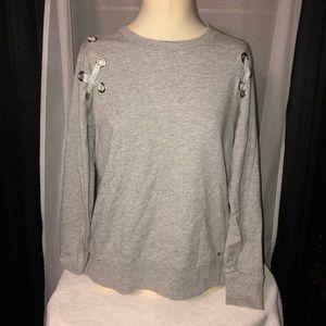 Michael Kors sweatshirt with embellishments